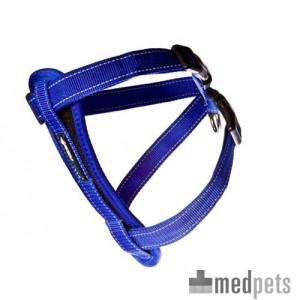 EzyDog Chest Plate Tuig - XXL - Blauw