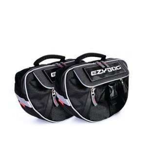 EzyDog Saddle Bags - L