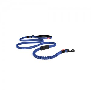EzyDog Zero Shock LITE Lijn - Blauw - 180 cm