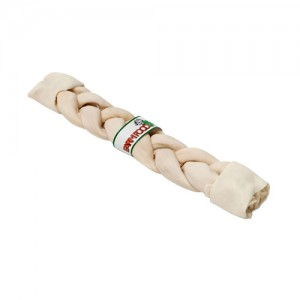 Farm Food Rawhide Dental Braided Stick - Extra Large (± 35 cm)