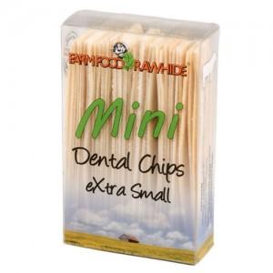 Farm Food Rawhide Dental Chips Mini XS – 140 gr