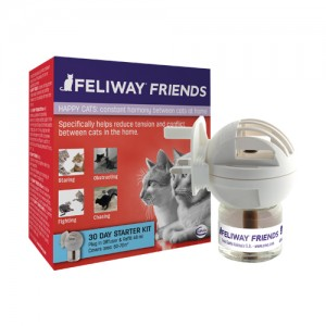 Feliway Friends Startset - Verdamper en Flacon - 48 ml