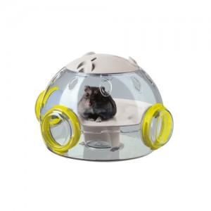 Ferplast Hamster woonruimte lab 22,5x20,7x14,3 cm