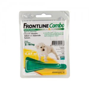 Frontline Combo Puppy - 1 pipet