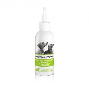 Frontline Pet Care Oogreiniger Oplossing - 125 ml