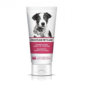 Frontline Pet Care Shampoo Puppy & Kitten - 200 ml