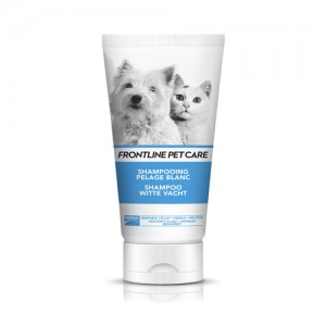 Frontline Pet Care Shampoo Witte Vacht - 200 ml