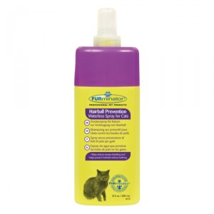 FURminator Hairball Prevention Waterless Spray - 250ml