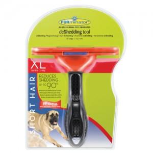 Furminator XL Giant Dog voor de hond Kort Haar