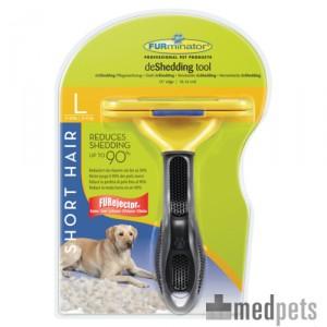 FURminator Hond Short Hair - L