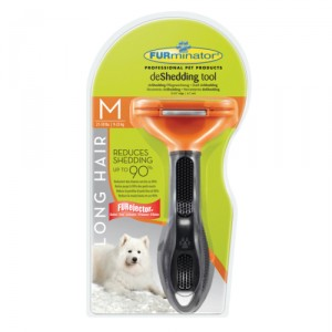 FURminator Hond Long Hair – M