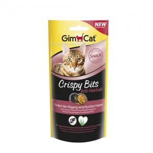 GimCat Crispy Bits Anti-Hairball - 40 gram