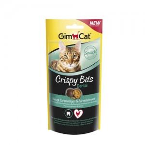 GimCat Crispy Bits Dental - 40 gram