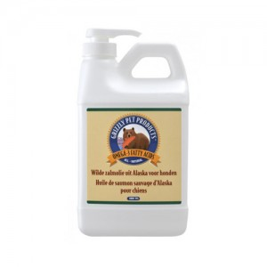 Grizzly Zalmolie - 2000 ml