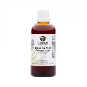 Groene Os Blaas-Nier Compositum - Paard/Pony - 100 ml kopen