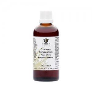 Groene Os Drainage Compositum – Paard /Pony – 100 ml