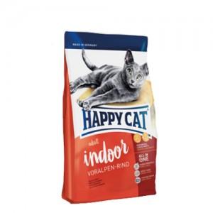 Happy Cat - Adult Indoor Voralpen-Rind (Rund) - 10 kg