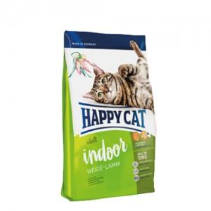 Happy Cat - Adult Indoor Weide-Lamm (Lam) - 1.4 kg