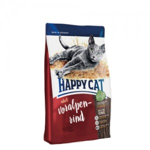 Happy Cat - Adult Voralpen Rind (Rund) - 1.4 kg