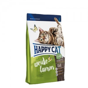 Happy Cat - Adult Weide-Lamm (Weidelam) - 10 kg