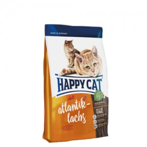 Happy Cat - Adult Atlantik Lachs (Zalm) - 4 kg
