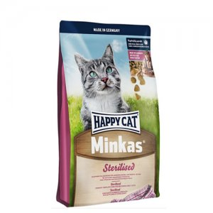 Happy Cat - Minkas Sterilised - 10 kg