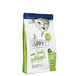 Happy Cat - Sensitive Grainfree Land-Geflügel (Gevogelte) - 1,4 kg