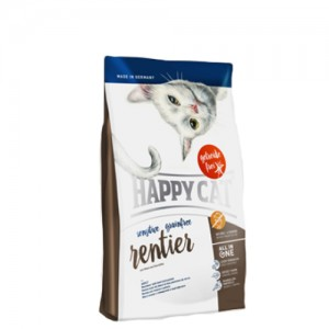 Happy Cat - Sensitive Grainfree Rentier (Rendier) - 4 kg