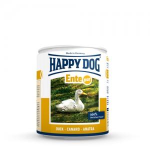 Happy Dog Ente Pur - eendenvlees - 12x400g