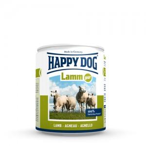 Happy Dog Lamm Pur – lamsvlees – 12x200g