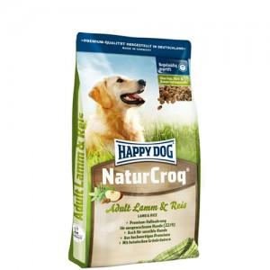 Happy Dog NaturCroq Lamm & Reis (lam en rijst) – 1kg
