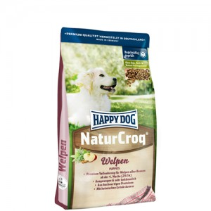 Afbeelding Happy Dog NaturCroq Puppy - 15 kg door Medpets.nl