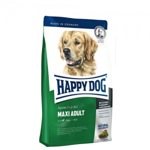 Happy Dog Supreme - Fit & Well Maxi Adult - 300 g - Actie