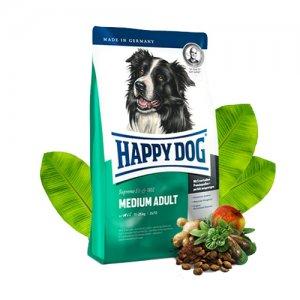 Happy Dog Supreme - Fit & Well Medium Adult - 12.5 kg + 2 kg GRATIS