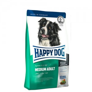 Happy Dog Supreme - Fit & Well Medium Adult - 4 kg