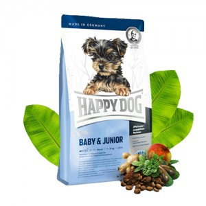 Happy Dog Supreme – Mini Baby & Junior – 4 kg