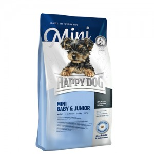 Happy Dog Supreme - Mini Baby & Junior - 300 g - Actie