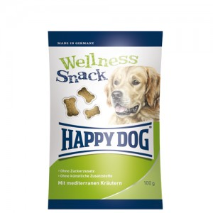 Happy Dog Supreme Snacks – Wellness – 5 x 100 g