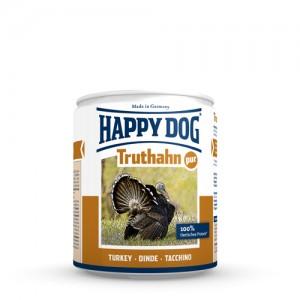 Happy Dog Truthahn Pur – kalkoenvlees- 6x800g