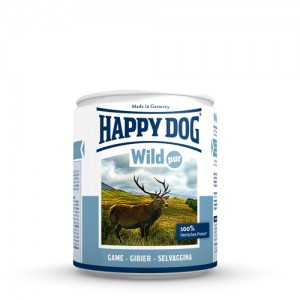 Happy Dog Wild Pur - 12x200g