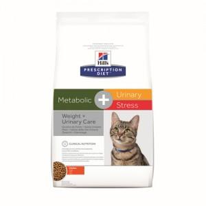 Afbeelding Hill's Prescription Diet Metabolic + Urinary kattenvoer 4 kg door Medpets.nl