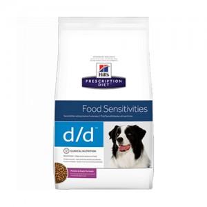 Hill's d/d - Canine Duck & Rice 12 kg kopen