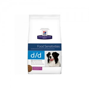 Hill's d/d - Canine Duck & Rice 5 kg kopen