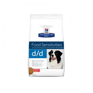 Hill's d/d - Canine Salmon & Rice 12 kg kopen