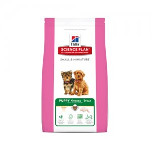 Hill`s Science Plan Puppy Small & Miniature 1.5 kg
