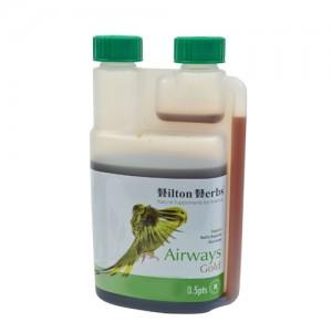 Hilton Herbs Airways Gold for Birds 500 ml