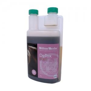Hilton Herbs Detox Gold for Horses - 1 liter