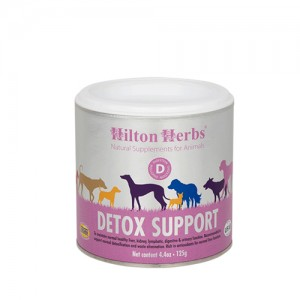 Hilton Herbs Detox Support for Dogs 125 g