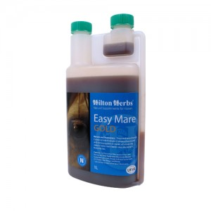 Hilton Herbs Easy Mare Gold for Horses - 1 Liter