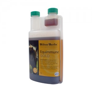 Hilton Herbs Equimmune Gold for Horses - 1 l
